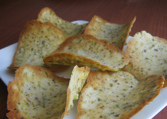 Pistachio Tuiles · Recipe Finds · Cut Out + Keep Craft Blog