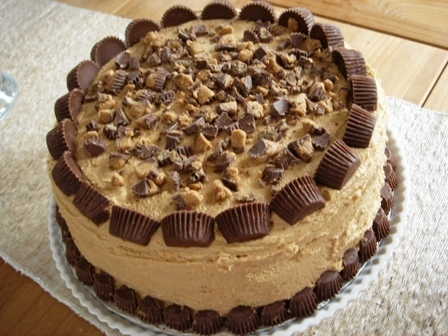 ... would be the best birthday cake ever it s smothered in peanut butter