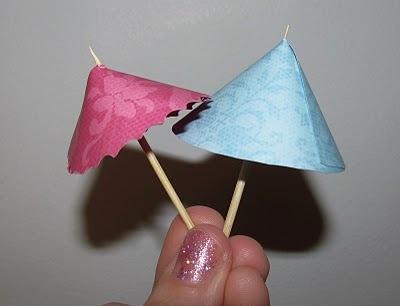 Зонтик из ниток своими руками 100
