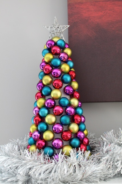 Bauble Tree · Craft Finds · Cut Out + Keep Craft Blog