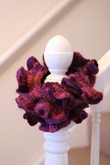 Maggie's Crochet   Ruffled Scarf - Free Crochet Pattern