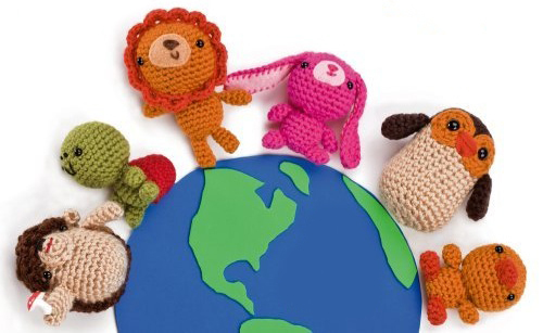 The World of Amigurumi – ebook | Sabrina's Crochet | 307x500